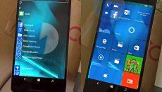 Novas fotos vazadas do Lumia 960 poderiam sugerir alguma coisa nova?
