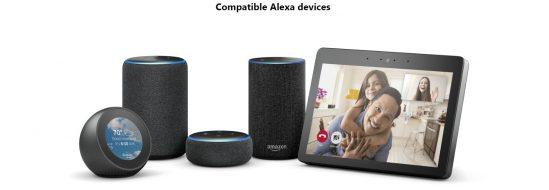 Agora é possível iniciar uma chamada Skype no Amazon Echo e outros