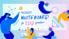 Microsoft Whiteboard for Education disponível para download