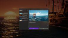 Veja a nova experiência de galeria para a barra de jogos do Windows 10