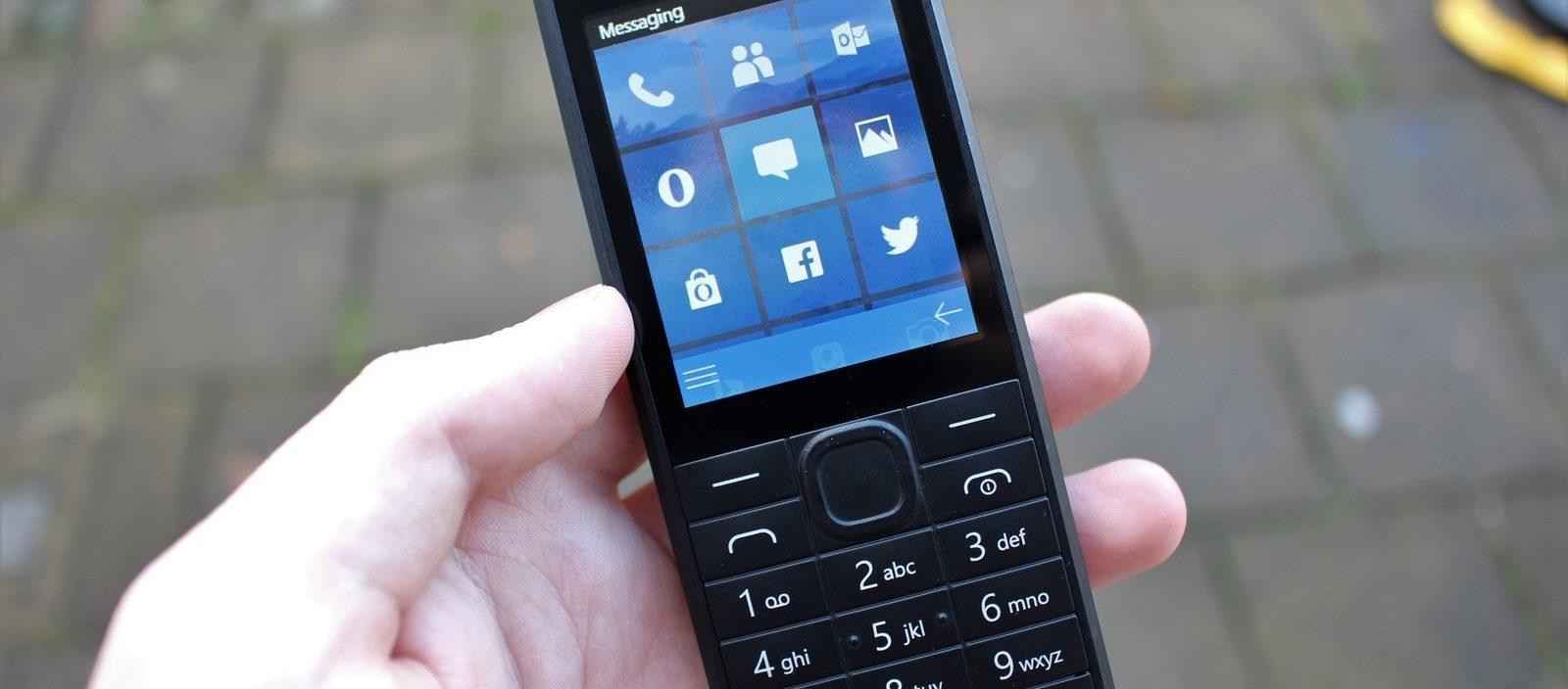 RM-1182: conheça o telefone da Microsoft que quase foi lançado
