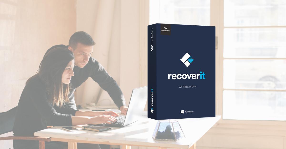 Recoverit: conheça essa solução para recuperação de dados perdidos