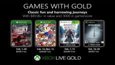 Games With Gold de fevereiro tem Super Bomberman R e mais…