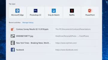 Busca do Windows 10 trará novo acesso rápido a seus principais aplicativos