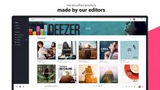 Deezer lança App para Windows 10 completamente repaginado
