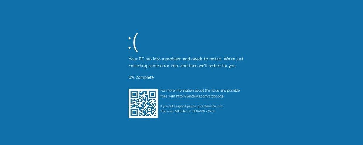 Mensagens de erro do Windows 10 trarão mais informações e soluções imediatas