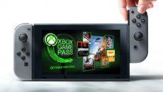 Xbox Game Pass e seus jogos podem chegar ao Nintendo Switch