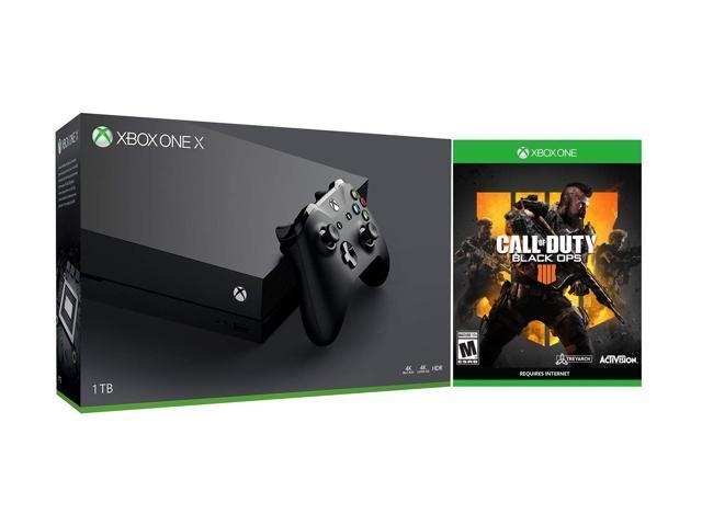 [Sorteio] Concorra a um Xbox One X e códigos do COD Black Ops 4