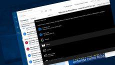 Aprenda a adicionar uma conta Gmail, Yahoo ou outra no seu Outlook