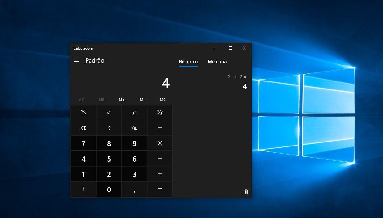 Porque a Microsoft liberou o código fonte da Calculadora do Windows?