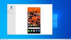 Aplicativo Seu Telefone está ganhando espelhamento de tela do Android