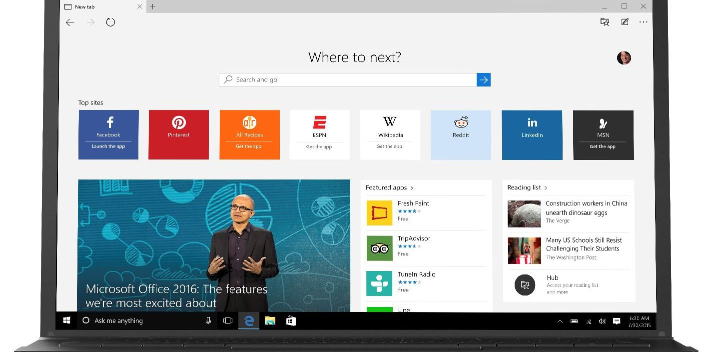 Atualizou o Windows e seus favoritos no Edge sumiram? Tente isso:
