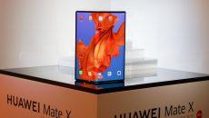 [Vídeo] Confira o smartphone dobrável da Huawei em sua plenitude