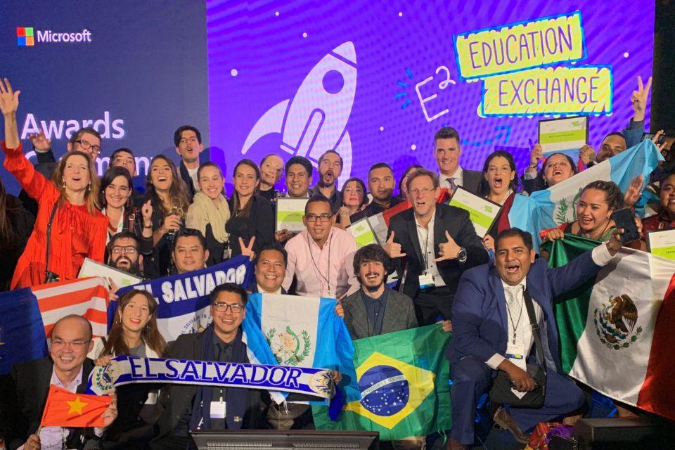 Microsoft Education Exchange tem entre destaques educadora brasileira