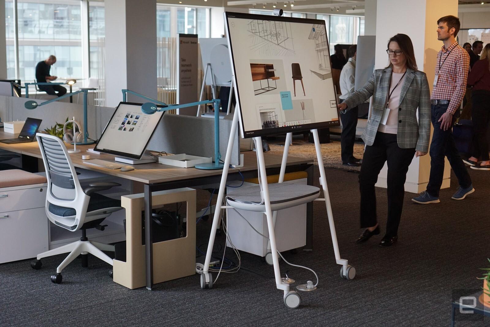 Surface Hub 2S é oficialmente anunciado pela Microsoft