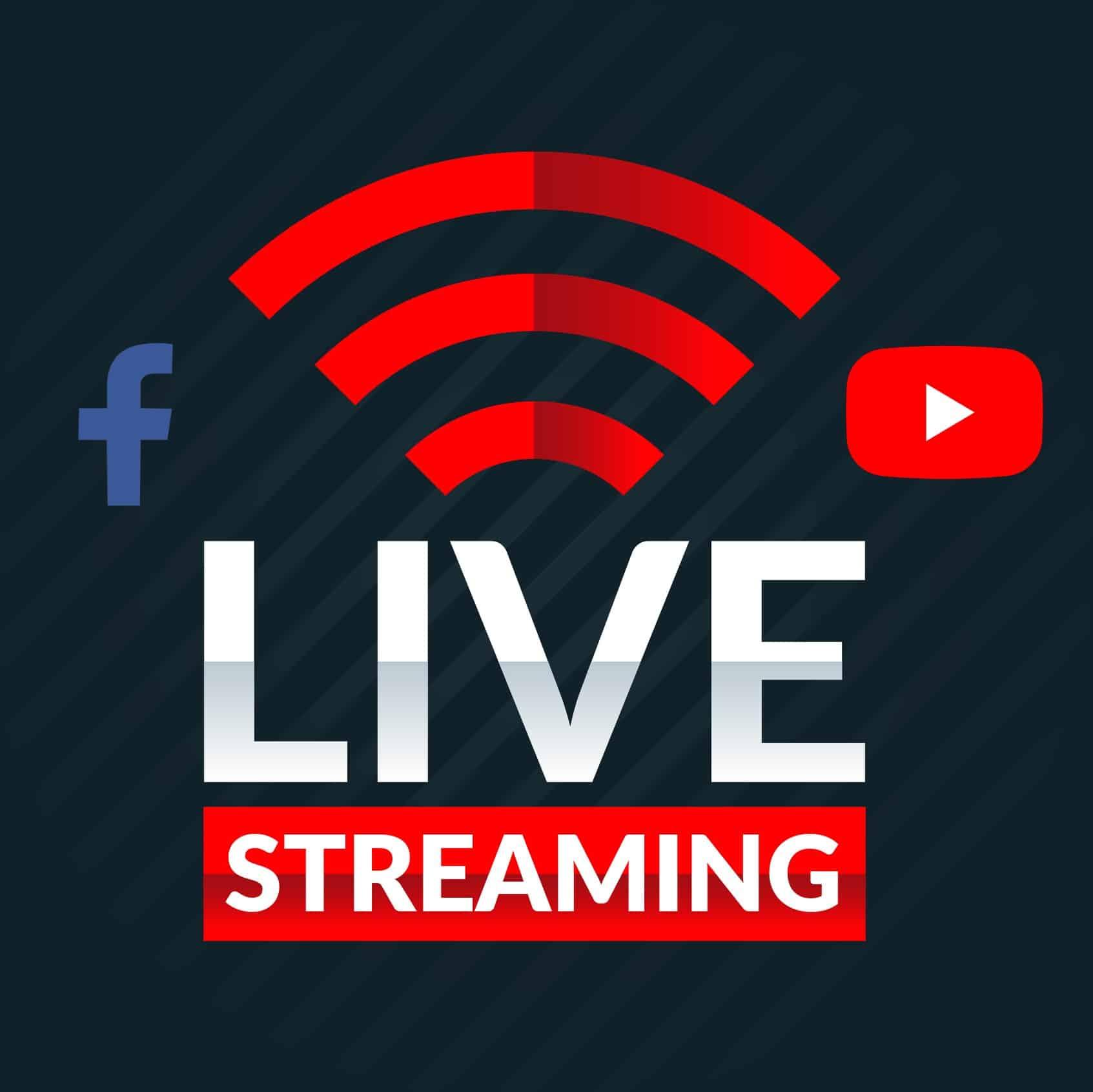 Facebook live e YouTube live: Guia para fazer a sua transmissão