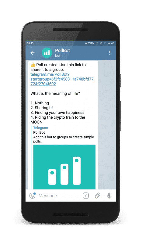 Bots de Telegram
