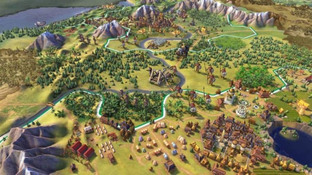 Civilization 6 Grátis: faça seu download na Epic Games