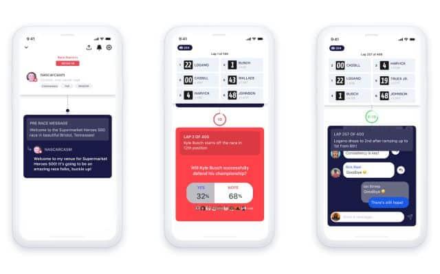 Facebook lança aplicativo dedicado a eventos ao vivo