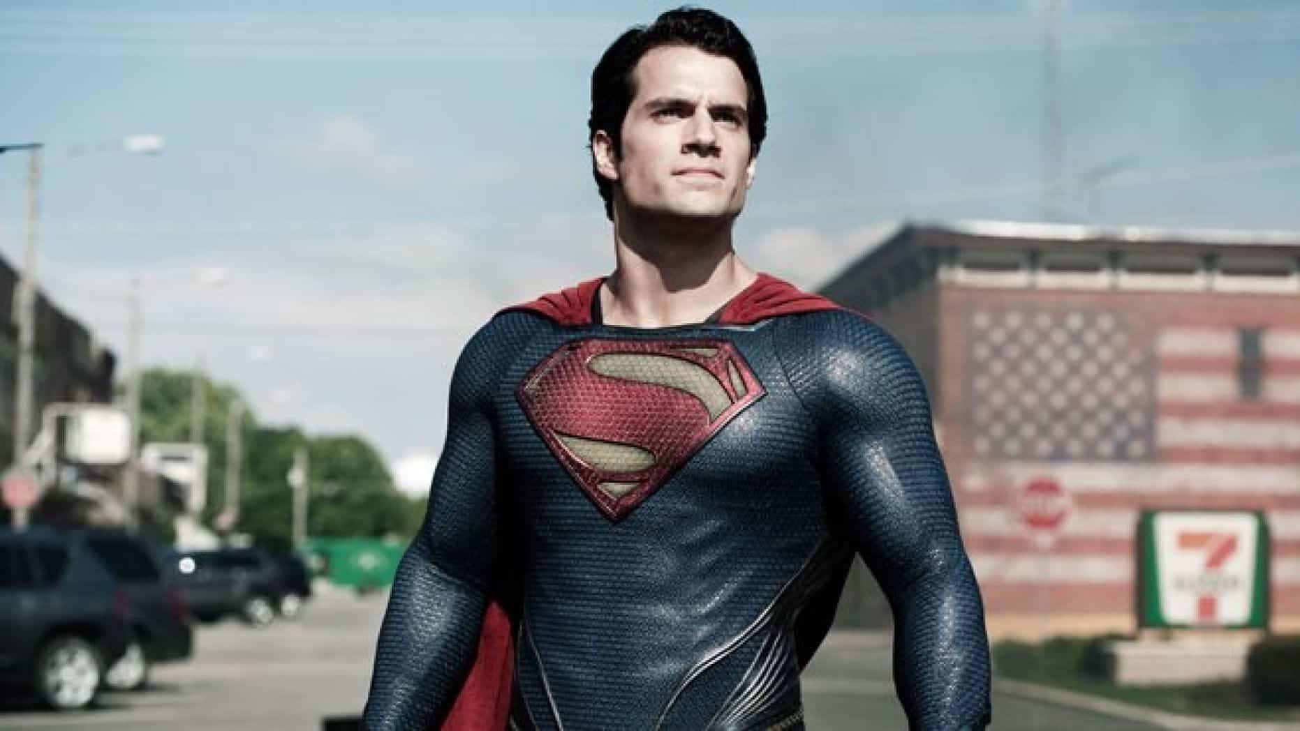 Henry Cavill pode reprisar Superman do Universo DC