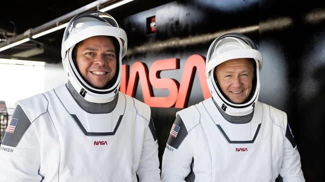Lançamento SpaceX: Quem são os astronautas da NASA a irem ao espaço