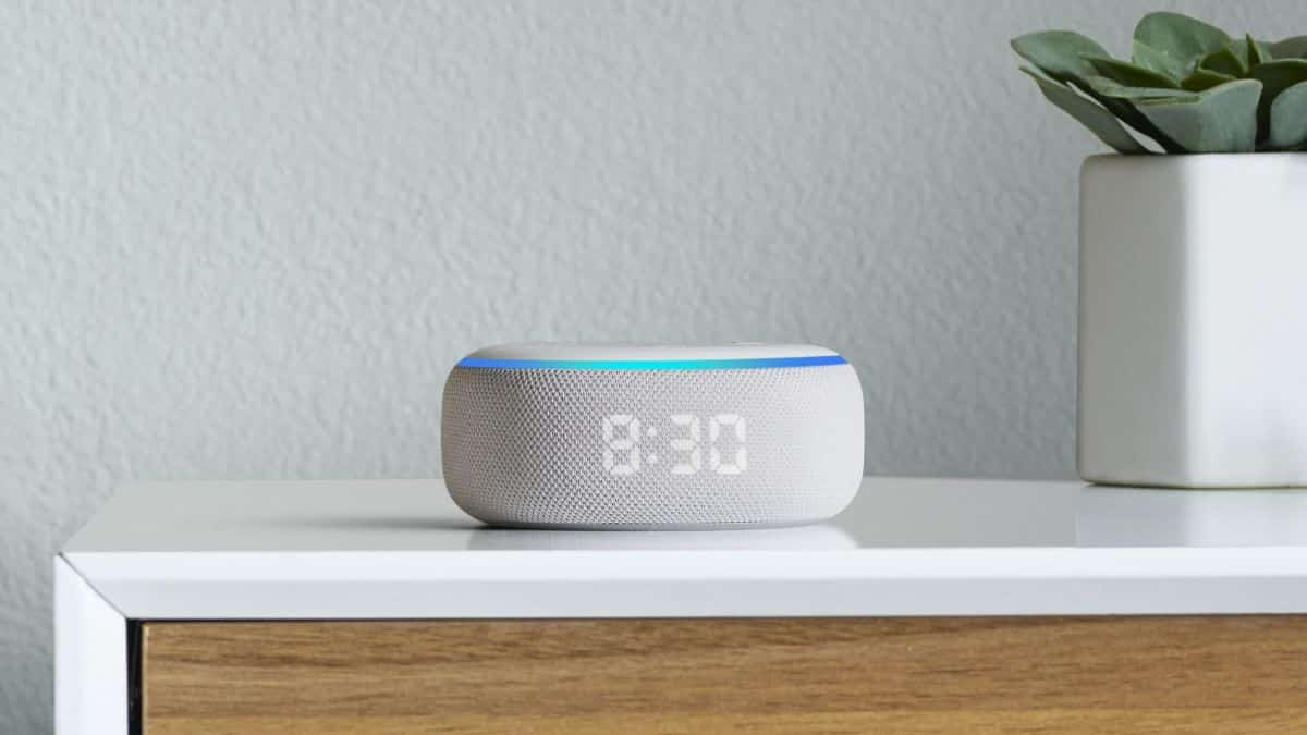 Relógio Echo Dot: Versão com LED chega ao Brasil