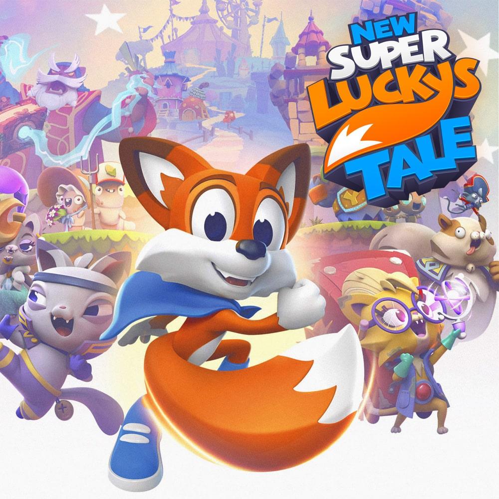 New Super Lucky's Tale é anunciado para Xbox One e PS4