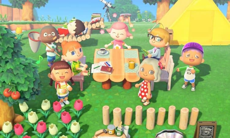 Animal Crossing: New Horizon! Conheça o game do Nintendo Switch
