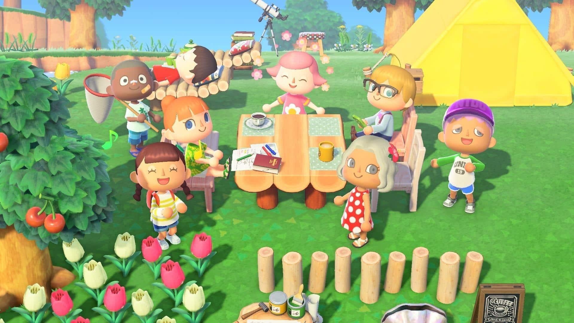 Animal Crossing: New Horizon! Conheça o game do Nintendo Switch