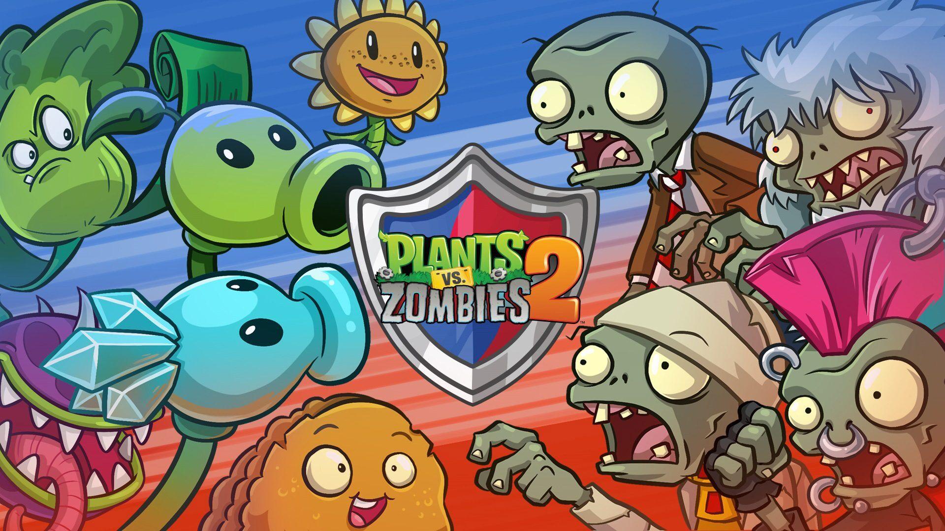 Plants vs Zombies 2: Conheça esse excelente jogo e faça seu download