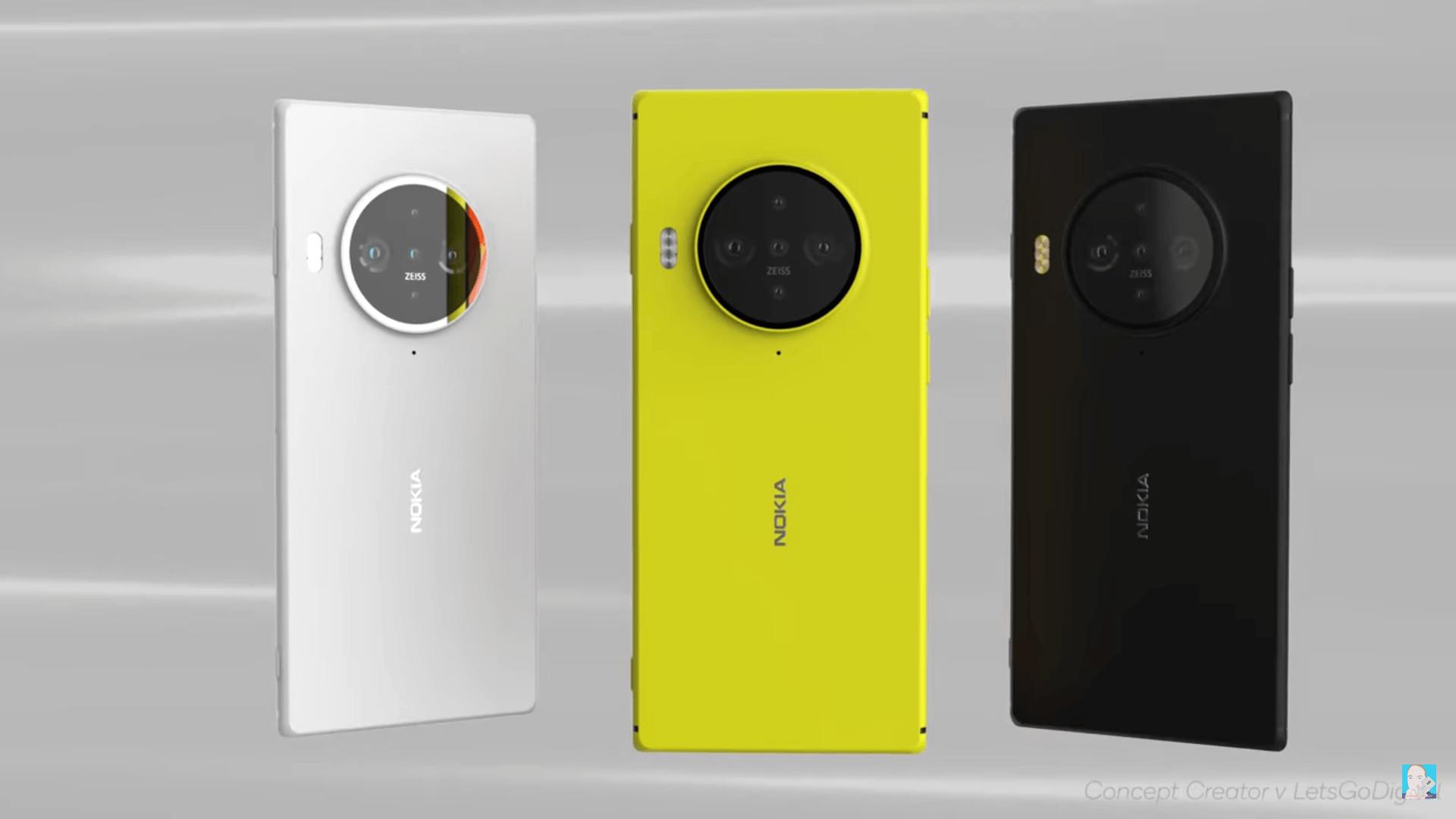 Nokia 9.3 PureView: Gravação de Vídeos em 8K