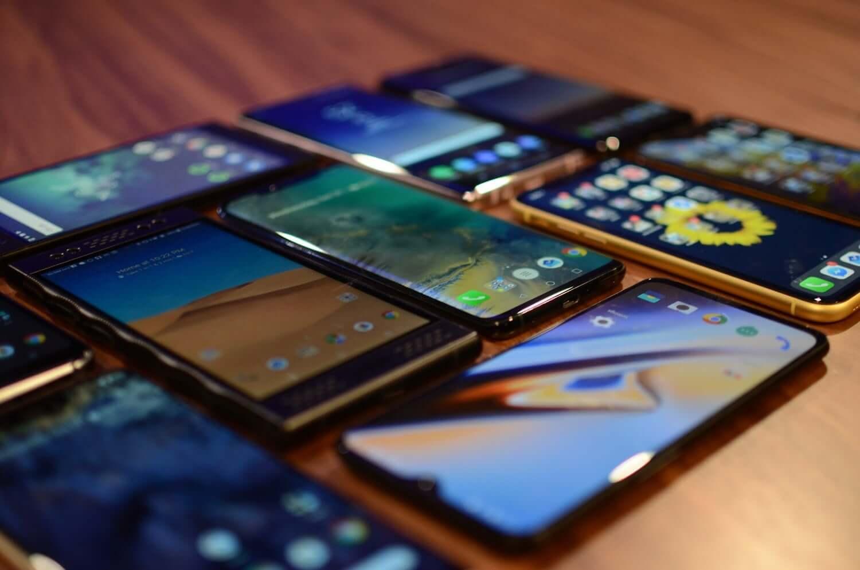 Os melhores smartphones do mundo: Você possui algum?