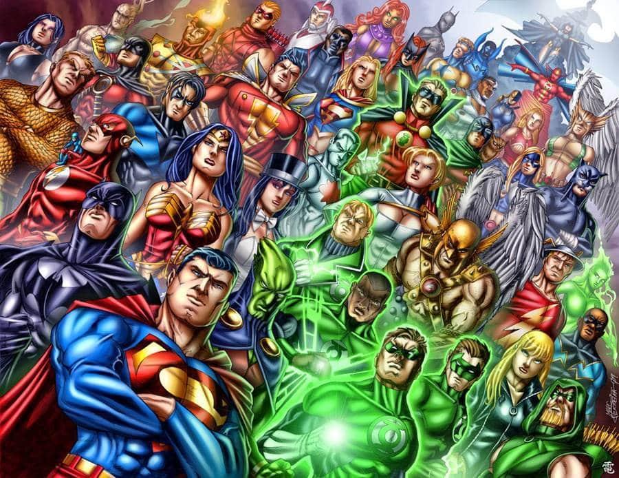 Personagens da DC: Conheça os mais poderosos