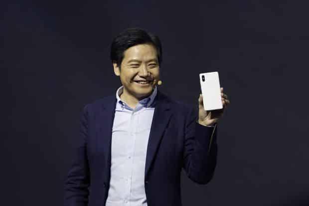 CEO da Xiaomi fala quais são seus smartphones favoritos