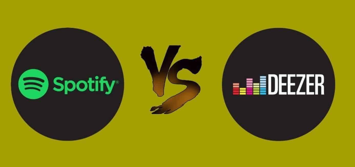 Deezer ou Spotify: qual o melhor streming de música?