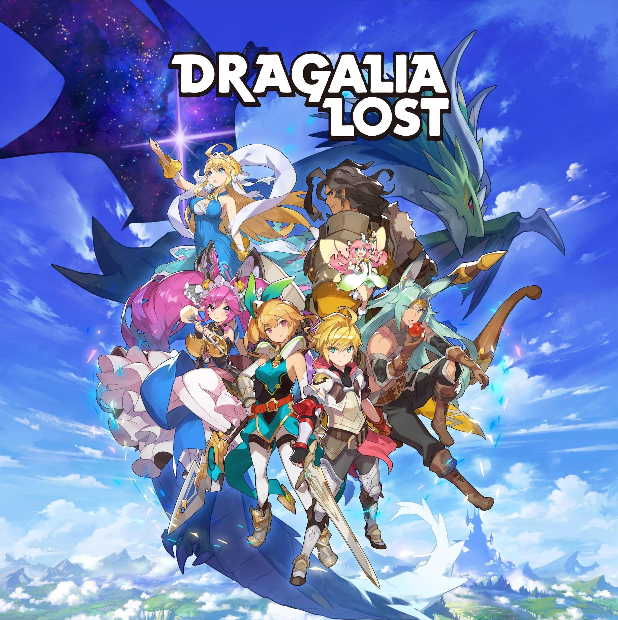 Dragalia Lost: conheça esse RPG da Nintendo para celulares!
