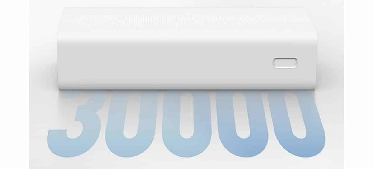 Mi Power Bank 3: Xiaomi anuncia novo carregador portátil com 30.000 mAh