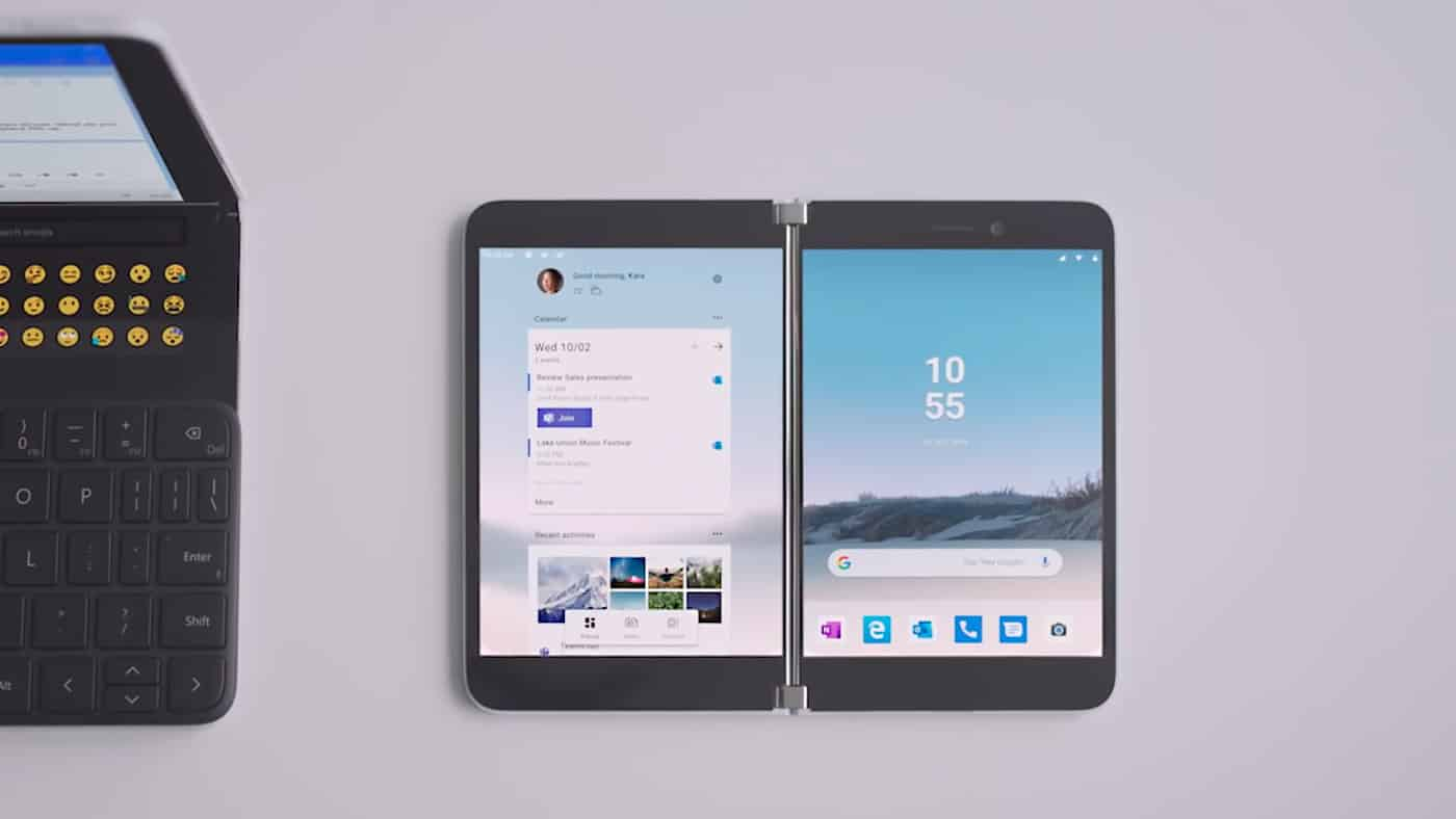 Microsoft Surface Duo: será lançado com o Android 10, mas Android 11 pode chegar em breve