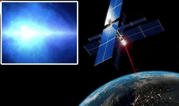 Misterioso 'Raio da Morte' com capacidade de acabar com o planeta, já foi visto pela NASA