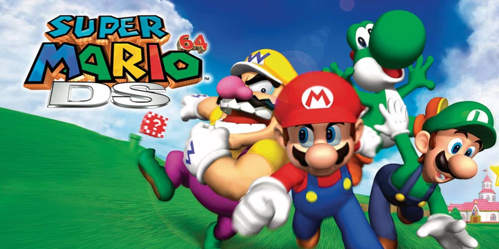 Super Mario 64 DS: veja alguns segredos e dicas do jogo!