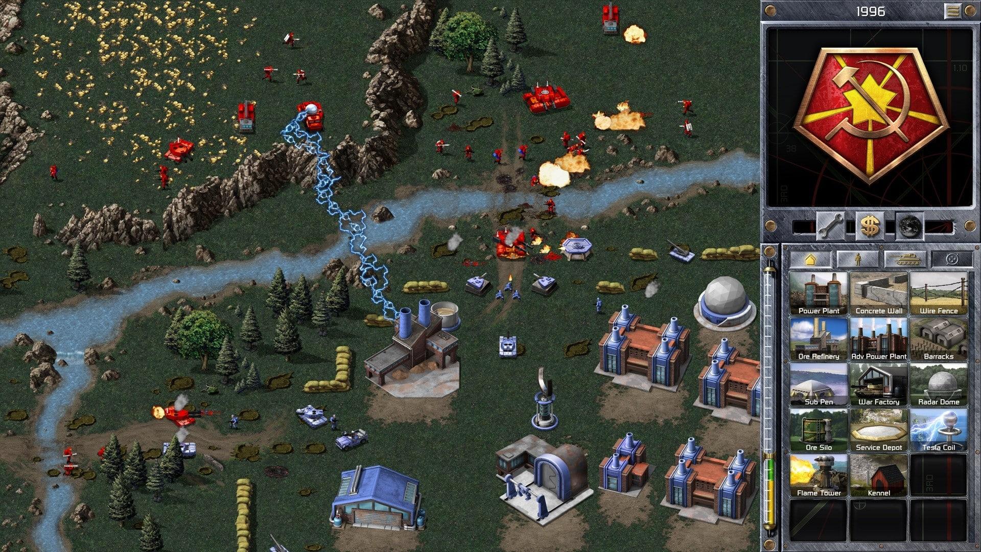 Command and Conquer Remastered: Regressa do passado com uma nova versão atualizada