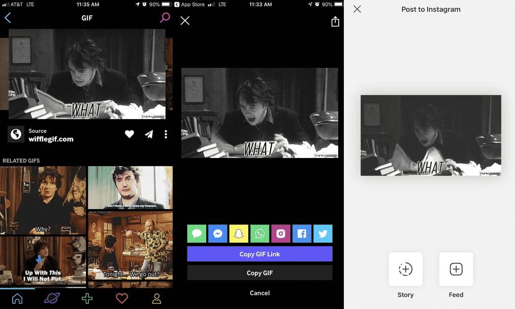 Como postar GIF no Instagram: confira o passo a passo!