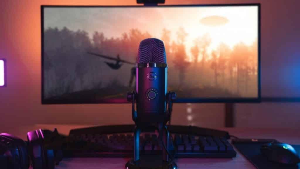 melhor microfone de jogo high-end