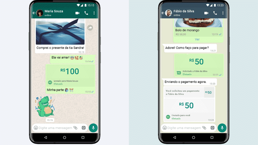 Banco Central suspende serviço de pagamento pelo WhatsApp