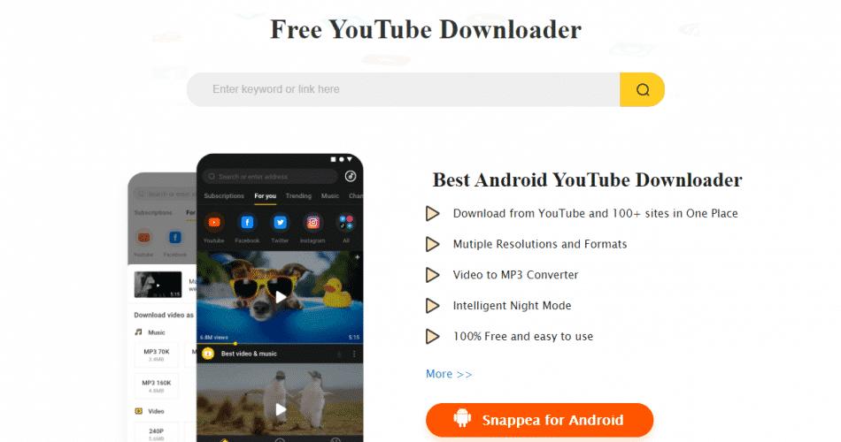 A melhor ferramenta para baixar vídeo do Youtube