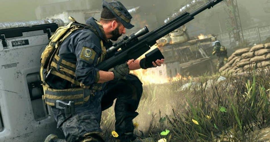 Call of Duty: Modern Warfare 5ª temporada possui data especulada