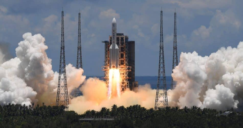 Corrida espacial: China lança missão independente para Marte