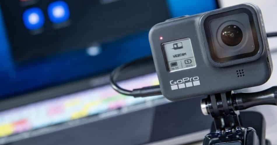 Veja como usar a sua GoPro HERO8 Black como uma webcam - Foto: Reprodução/GoPro