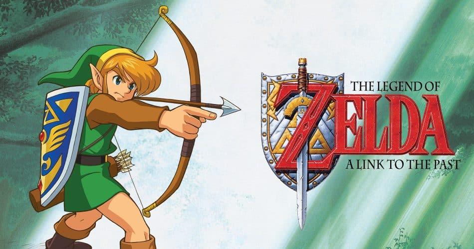 Veja algumas dicas de The Legend of Zelda: A Link to the Past - Foto: Reprodução/Hyrule Map