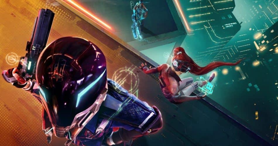 Hyper Scape: jogo Battle Royale grátis para PC